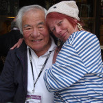 Jimmy with Nancy at Annecy 2012