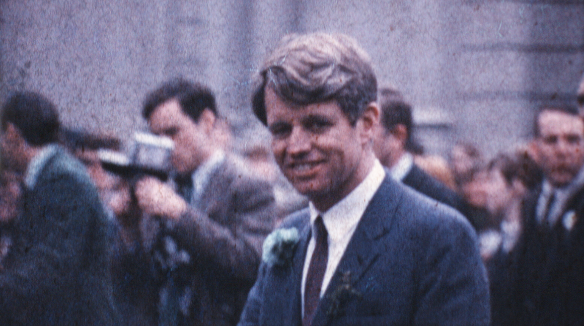Robert Kennedy Still