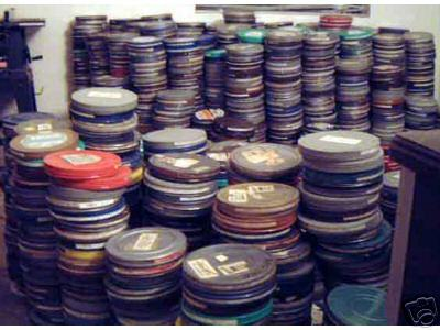 old film cans