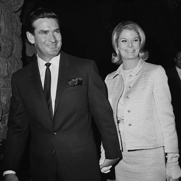 Rod Taylor, Mary Hilem