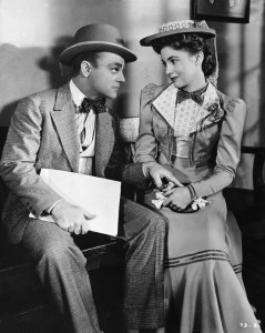 Cagney and Leslie